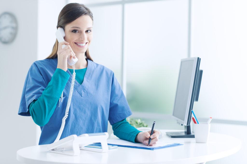 Rejestracja w stomatologii